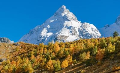 Осень в Приэльбрусье